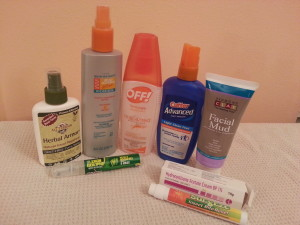 Insect Repellants and Salves